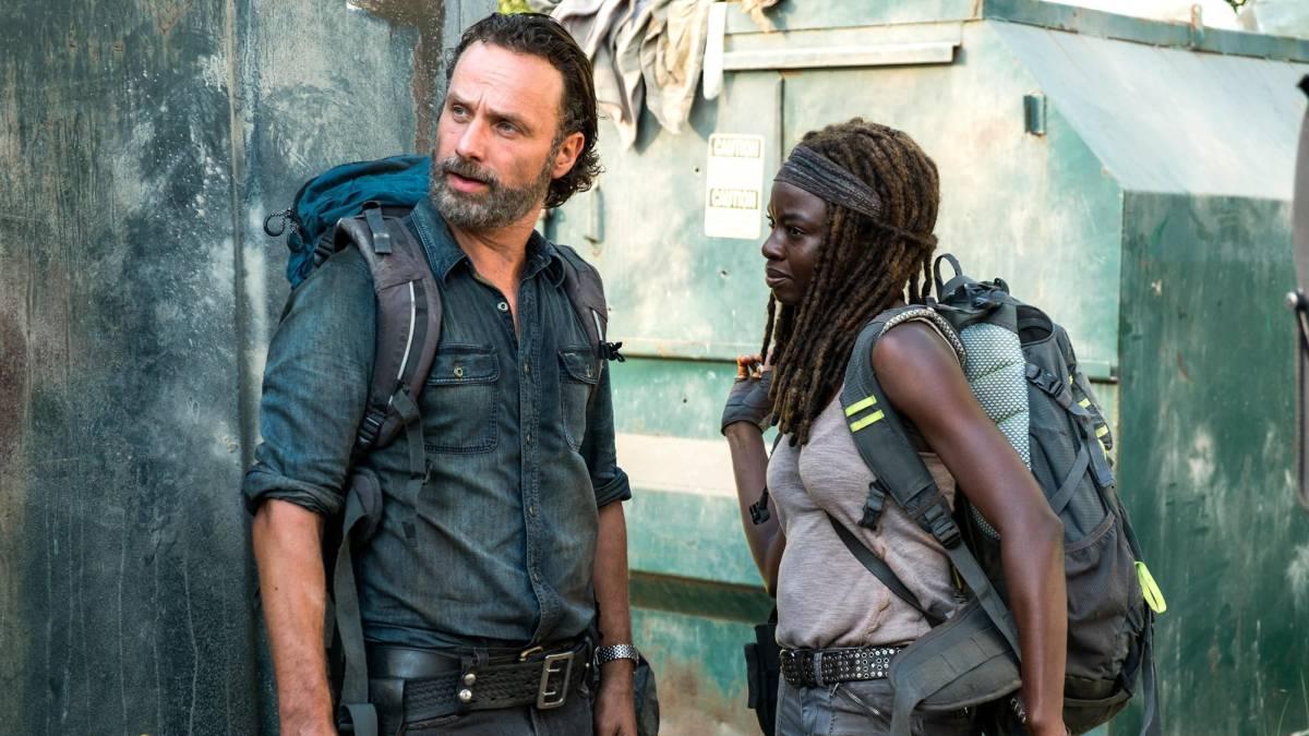 The Walking Dead: Así empezará su temporada 8 - AS.com