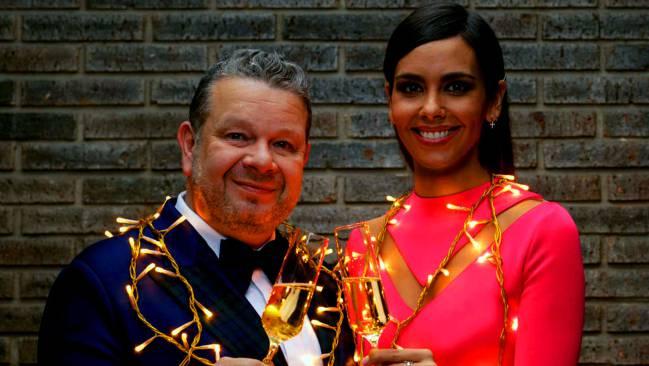 Alberto Chicote y Cristina Pedroche, en Antena 3