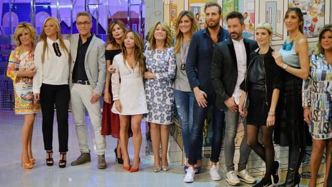 Colaboradores de Sálvame, en Telecinco y Cuatro