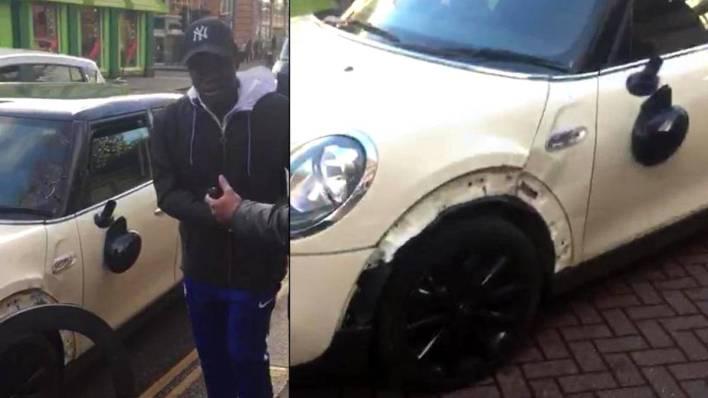 N'Golo Kanté estrelló su coche de camino a Stamford Bridge del Chelsea