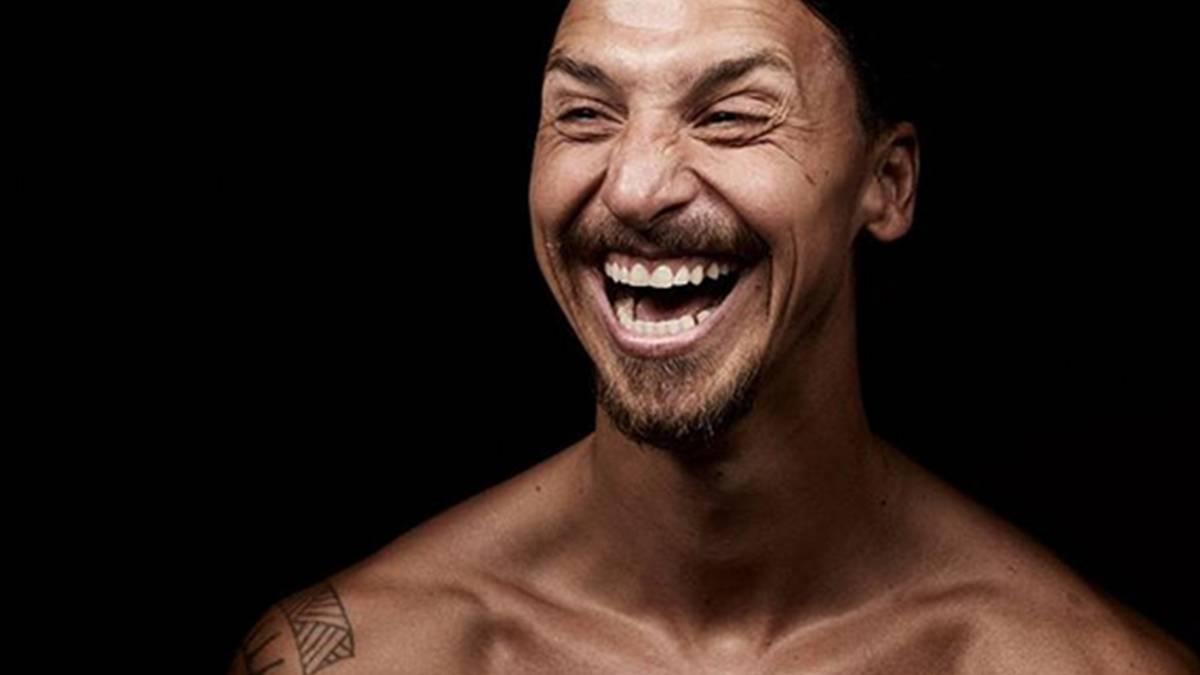 Ibrahimovic Muestra Su Nuevo Y Espectacular Tatuaje Ascom