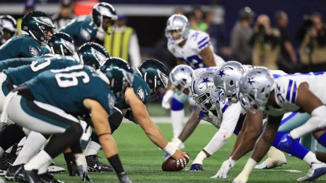 Resultat d'imatges de eagles cowboys