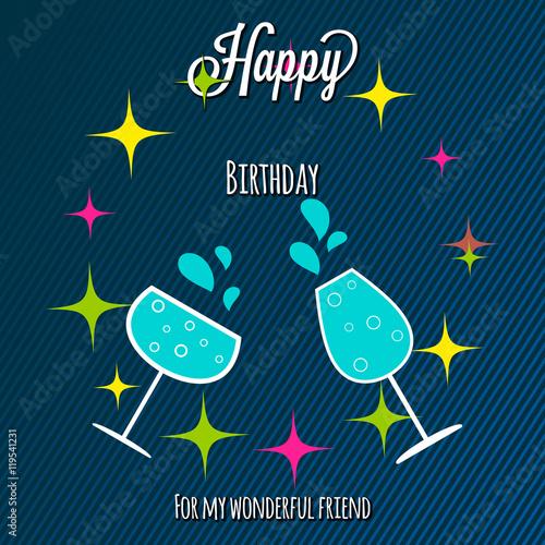 happy birthday party celebration