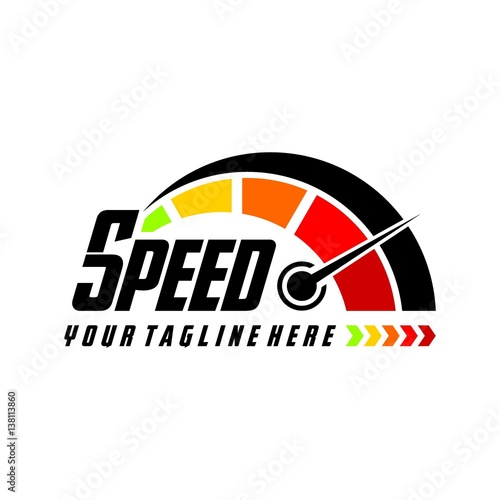 car sport speed speedometer