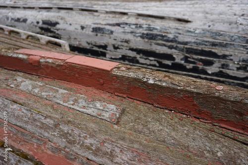 Wooden Keel