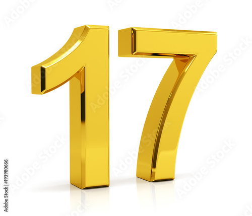 number 17 buy this