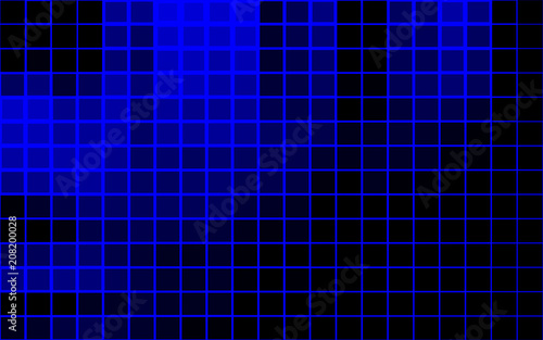 https stock adobe com images blue dark mosaic poster abstract tile blue and black banner background polygon pattern for design aqua grunge texture pixel azure halftone effect vintage style background vector illustration 208200028 start checkout 1 content id 208200028