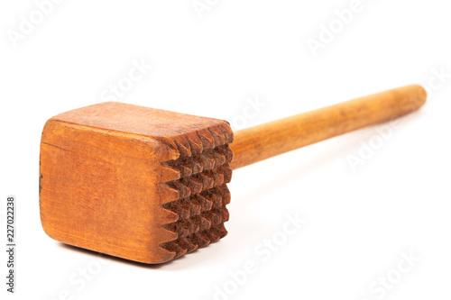 wooden meat mallet buy