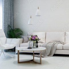 Simple Clean Living Room Design Ideas With Grey Walls And Buy This Stock Photo