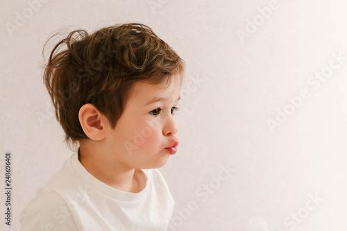 cute little toddler of