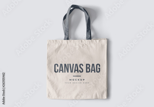 All photoshop layers are well organised with editable smart object layers. Canvas Tote Bag Mockup Stock Template Adobe Stock