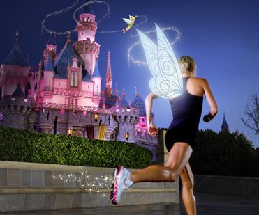 Run Disney TInkerbell Half Marathon Promo Picture
