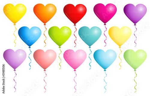 hearts colors # 53