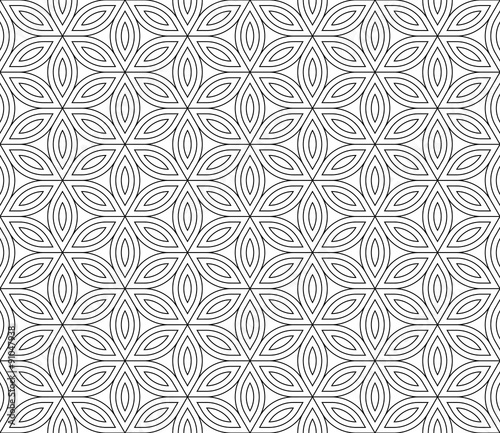 pattern wall mural abstract