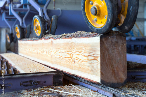 Automatic Sawmill | WoodWorking