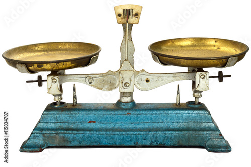 the scales balance weight