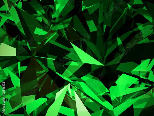 emerald texture background diamond