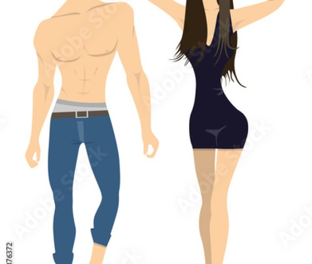 Isolated Professional Models On White Background Male And Female