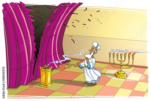 https stock adobe com images a curtain in the jerusalem temple was torn in two at the time of death of christ 168506378 start checkout 1 content id 168506378