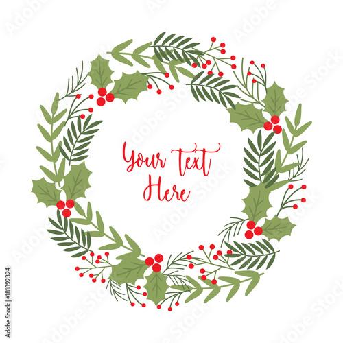 wreath template # 46