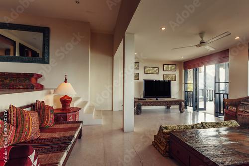 veranda living rooms room ideas for small space tropical luxury villa interior with sea view