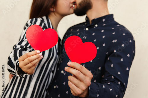 love background couple on