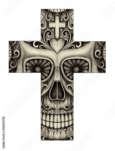Religious Tattoo Drawings Pencil