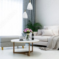 Simple Clean Living Room Design Images Of Gray And White Rooms Buy This Stock Illustration