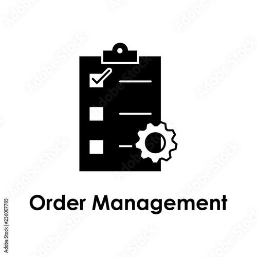 paper settings order management