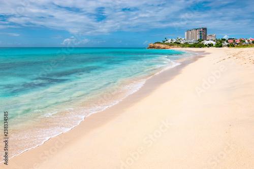 mullet bay beach sint