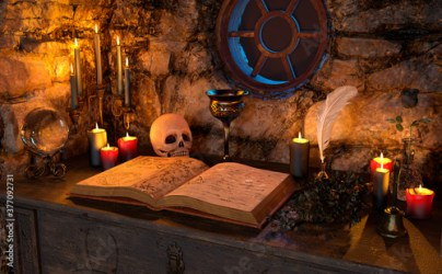 3D Rendering Medieval Fantasy Cottage Buy this stock illustration and explore similar illustrations at Adobe Stock Adobe Stock