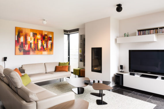 Interieuradvies : Moderne woonkamer As44