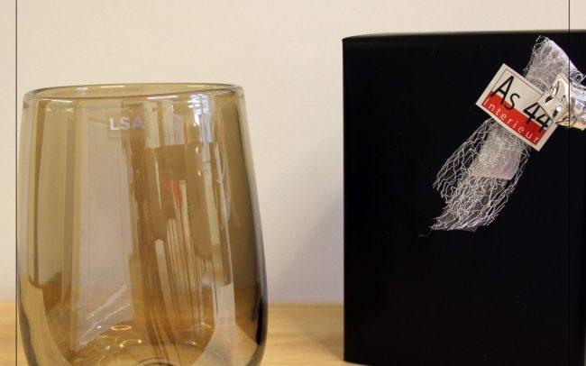 Designcadeaus: LSA gekleurde vaas