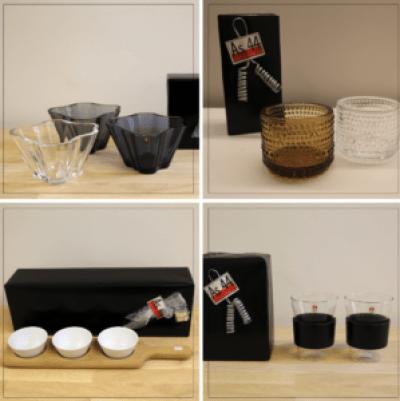 Designcadeaus van Iittala en LSA