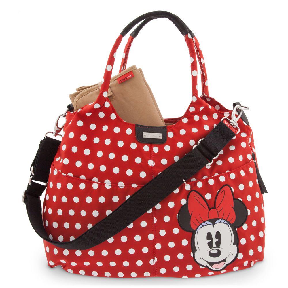 Minnie Mouse Diaper Bag by Storksak