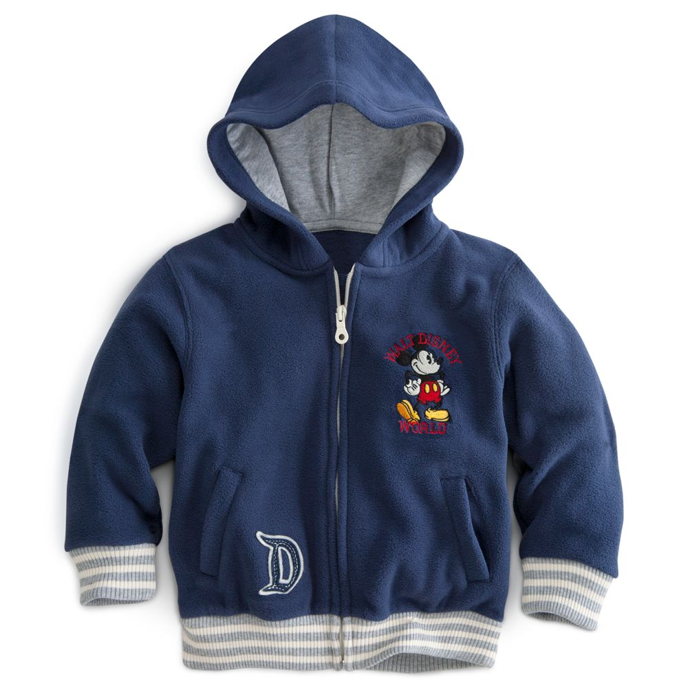 Mickey Mouse Hoodie Boys - Walt Disney World