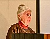 Myrdene Anderson talks of ethnographic adventures among the Saapmi