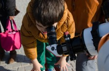 Observación pública: ¿Cómo es nuestra estrella? ¡Descubrámoslo!