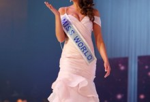Photo of South African Medical Student Crowned Miss World