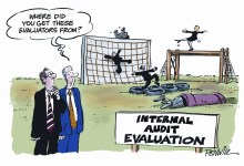 Photo of The state of the internal audit profession