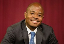 Photo of Fred Swaniker speaks on business leadership in Africa