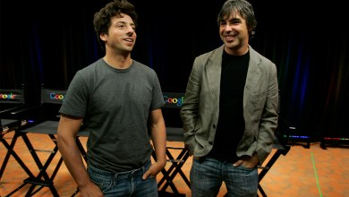 Photo of An era ends as Google's founders step down from top roles