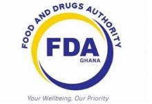 Ghana Food and Drugs Authority logo