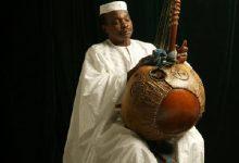 Mory Kanté. Guinean musician