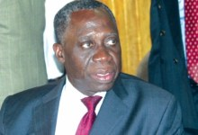 Yaw Osafo-Maafo, Senior Minister