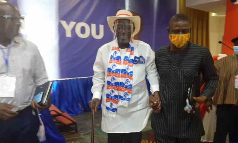 NPP acclaims Akufo-Addo at the Alisa, 27.6.2020