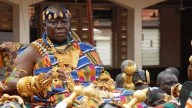 Photo of Bring expertise to bear in crime investigations, Asantehene urges police