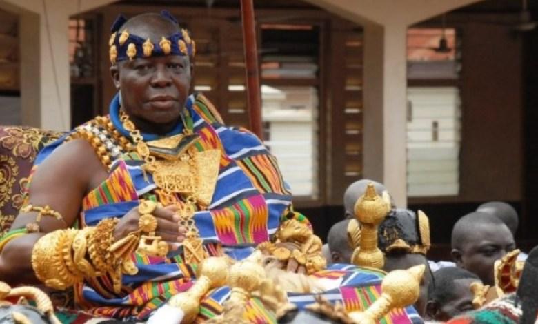 Asantehene-Otumfuo-Osei-Tutu-II