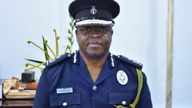 James Oppong-Boanuh, IGP