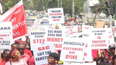 Photo of SEC rejects Menzgold customers' request to be included in bailout